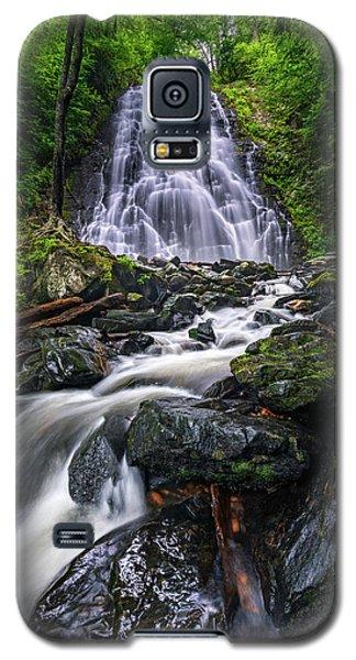 Crabtree Falls North Carolina Galaxy S5 Case