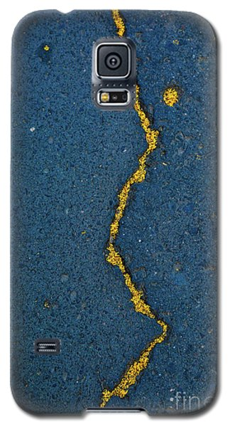 Cracked #2 Galaxy S5 Case