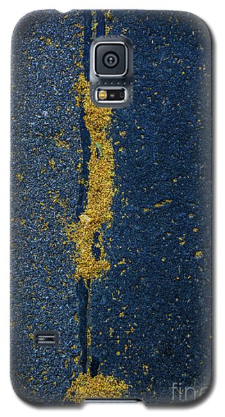 Cracked #4 Galaxy S5 Case