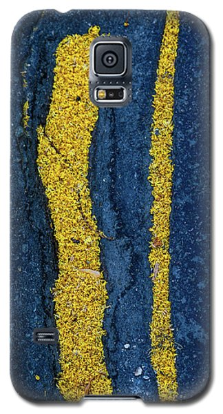 Cracked #9 Galaxy S5 Case