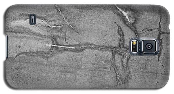 Cracked Galaxy S5 Case by Kristin Elmquist