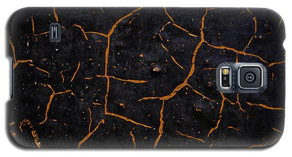 Galaxy S5 Case featuring the photograph Cracking Paint by Jason Moynihan