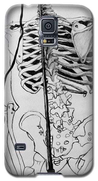 Crackling Bones Galaxy S5 Case