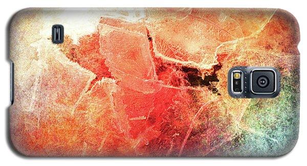 Cracks Of Colors Galaxy S5 Case