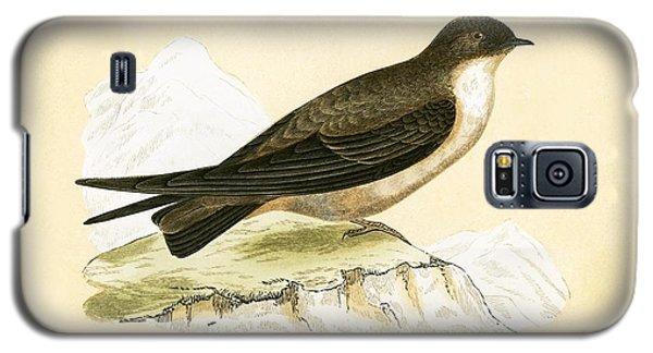 Crag Swallow Galaxy S5 Case by English School