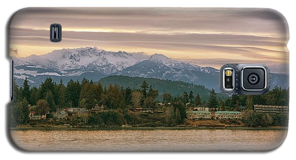 Galaxy S5 Case featuring the photograph Craig Bay by Randy Hall