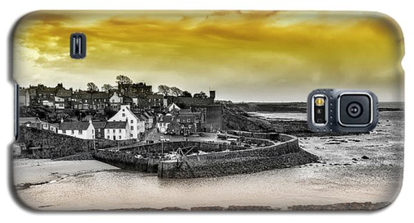 Crail Harbour Galaxy S5 Case