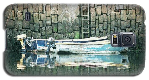 Crail Harbour Galaxy S5 Case