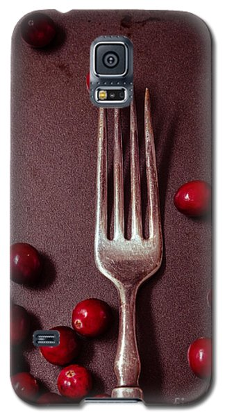Cranberries And Fork Galaxy S5 Case