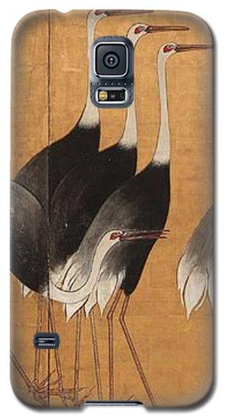 Cranes Galaxy S5 Case