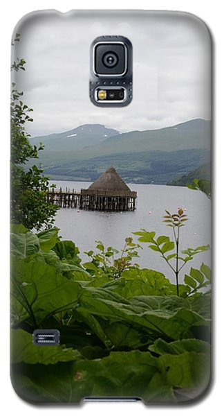 Crannogs On Loch Tay Galaxy S5 Case