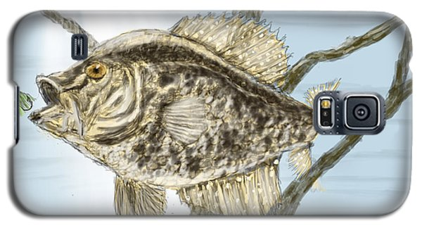 Crappie Time - 2 Galaxy S5 Case