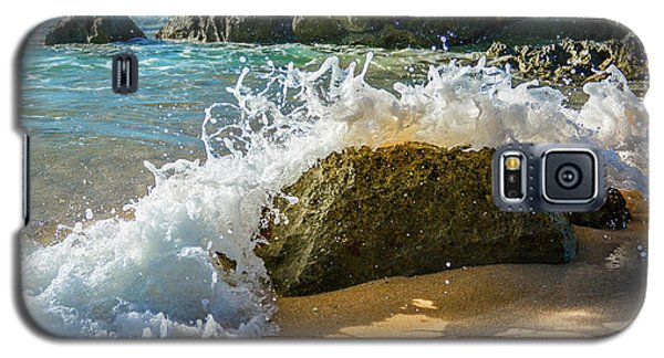 Crashing Over The Rock Galaxy S5 Case