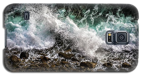 Crashing Surf Galaxy S5 Case
