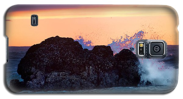 Crashing Wave Galaxy S5 Case by Jerry Cahill