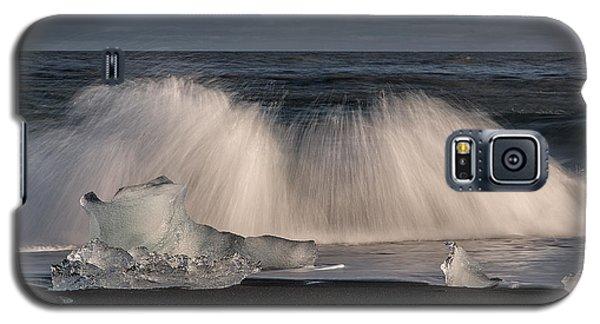 Crashing Waves Galaxy S5 Case