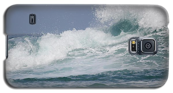 Crashing Waves Galaxy S5 Case