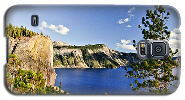 Crater Lake II Galaxy S5 Case