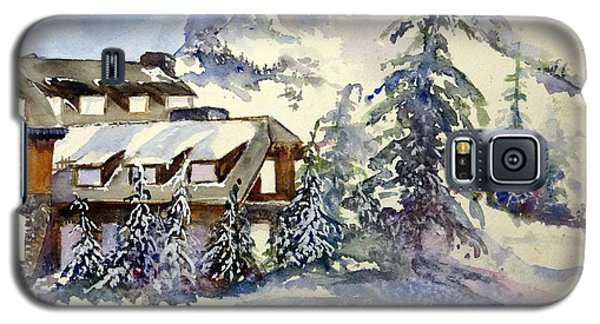 Crater Lake Lodge - Closed For Winter    Galaxy S5 Case