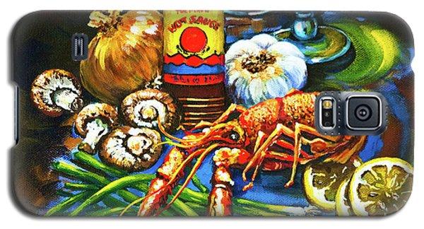 Crawfish Fixin's Galaxy S5 Case