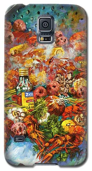 Crawfish Time Galaxy S5 Case