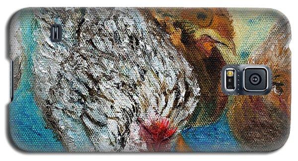 Crazy Chickens Galaxy S5 Case