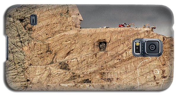 ...entrance Crazy Horse Memorial South Dakota.... Galaxy S5 Case