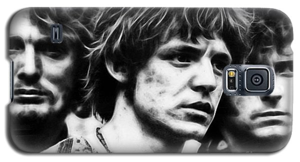 Cream Eric Clapton Galaxy S5 Case by Marvin Blaine