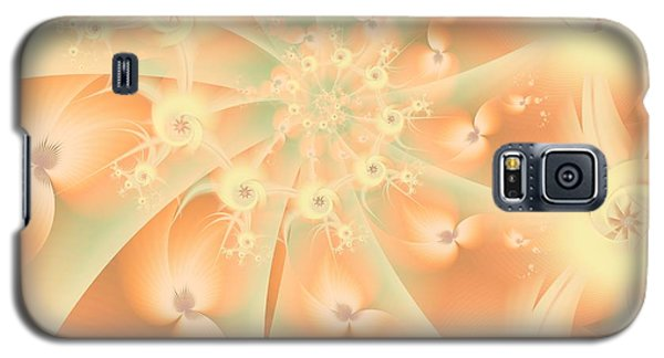 Creamsicle Mint Galaxy S5 Case by Michelle H