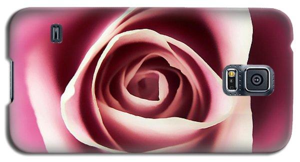 Creamy Pink Galaxy S5 Case