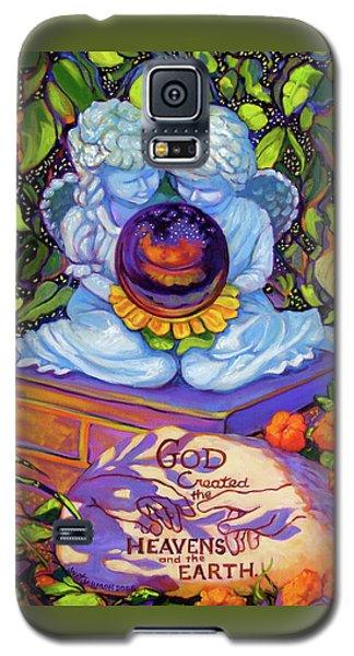Garden Wisdom 1-creation Galaxy S5 Case