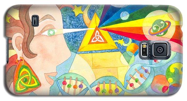 Creation Myth Galaxy S5 Case by Kristen Fox