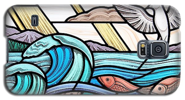 Creation Of The Sea And Sky Galaxy S5 Case