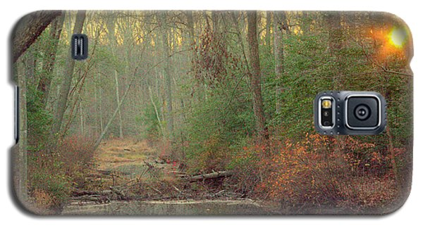 Creek Bed Galaxy S5 Case