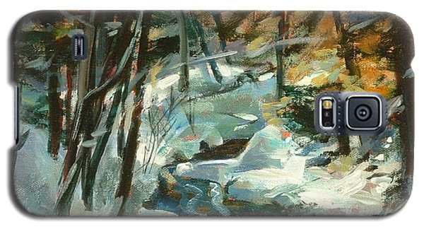 Creek In The Cold Galaxy S5 Case