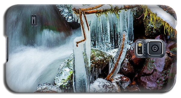 Creekside Icicles Galaxy S5 Case