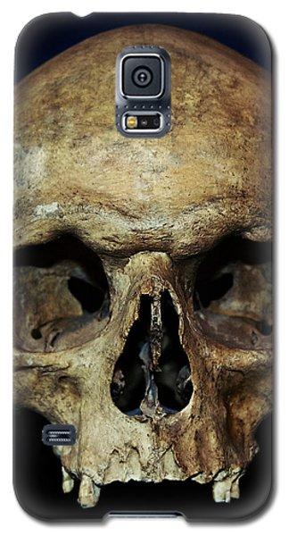 Creepy Skull Galaxy S5 Case