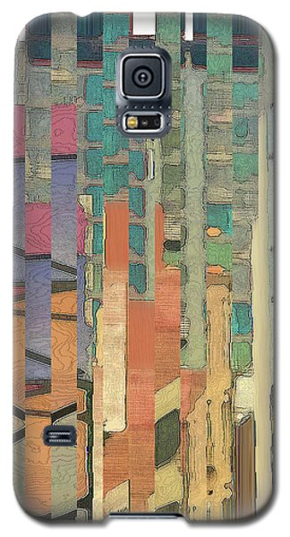 Crenellations Galaxy S5 Case