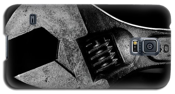 Galaxy S5 Case featuring the photograph Adjustable by Douglas Stucky