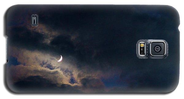 Crescent Moon In Hocking Hilla Galaxy S5 Case