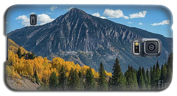 Crested Butte Mountain Galaxy S5 Case