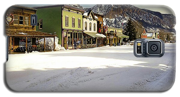 Crested Butte Galaxy S5 Case