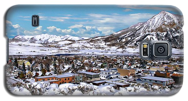 Crested Butte Panorama Galaxy S5 Case