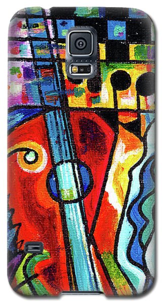 Creve Coeur Streetlight Banners Whimsical Motion 10 Galaxy S5 Case