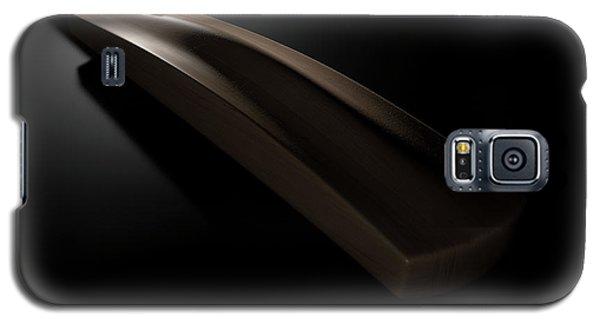 Cricket Bat Dark Galaxy S5 Case