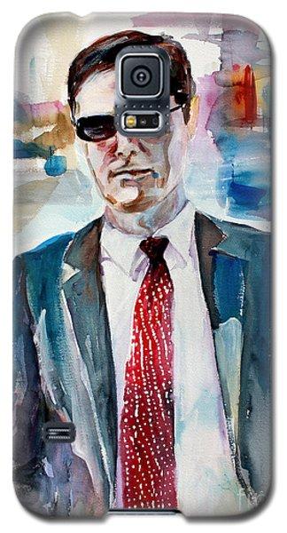 Criminal Minds Aaron Hotchner The Way I See Him Galaxy S5 Case