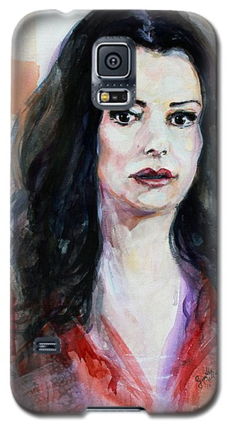 Criminal Minds Emily Prentiss Galaxy S5 Case