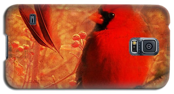 Crimson Splash 2015 Galaxy S5 Case
