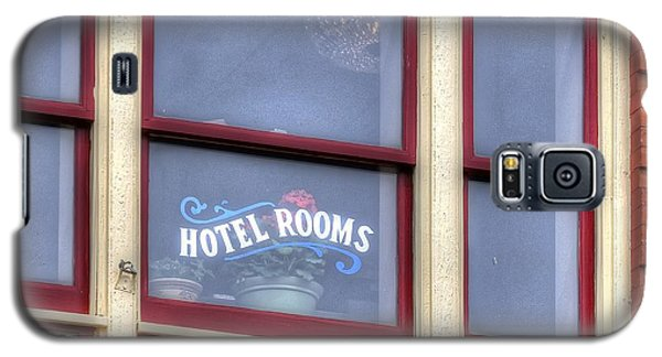 Cripple Creek Hotel Rooms 7880 Galaxy S5 Case by Jerry Sodorff