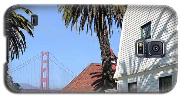 Crissy Field Galaxy S5 Case